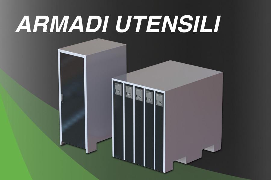 Armadi Portautensili