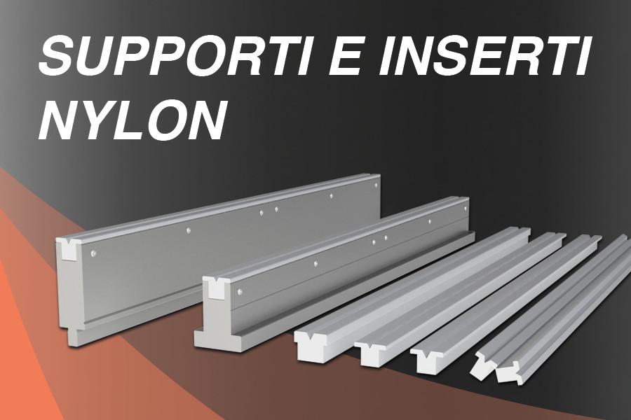 Supporti e Inserti in Nylon
