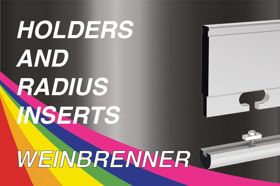 Holders And Radius Inserts